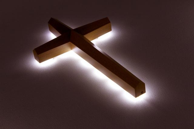 小説「虚ろな十字架」のイメージ画像